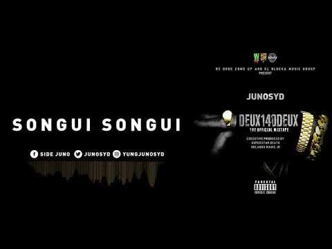 Junosyd - Songui Songui (Audio officiel) Extrait de la Mixtape DEUX140DEUX