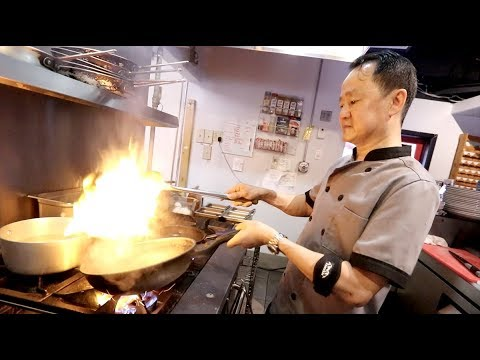 Scorching HOT THAI DISHES at East Thai & Noodle House | South Miami, Florida