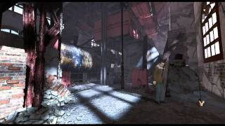 Undercover: Operation Wintersun (part 23 walkthrough) -The Ruined Factory-