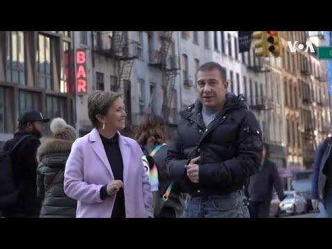«Нью-Йорк New York». Выпуск  53