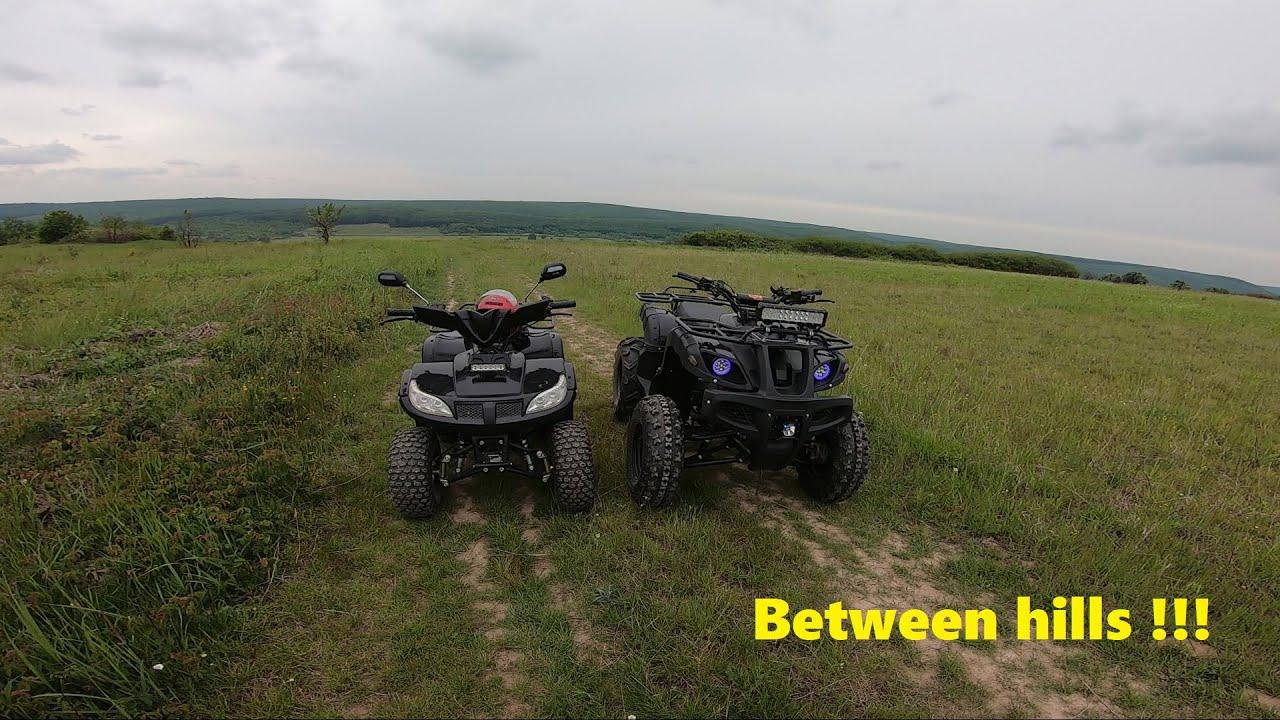 Ultima Plimbare pe Dealuri cu Ambele ATV-URI :(( *ATV RIDING #47*