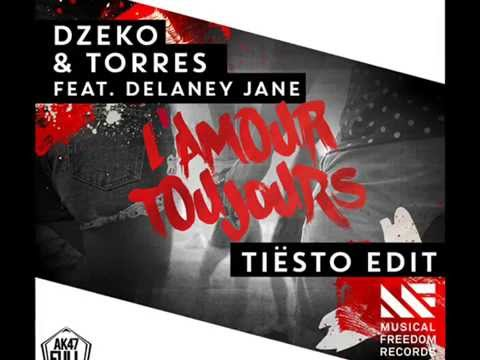 Laidback Luke & D.O.D vs Daft Punk vs Tiësto - Flashing Lights vs L'Amour Toujours (AL2 Mashup)