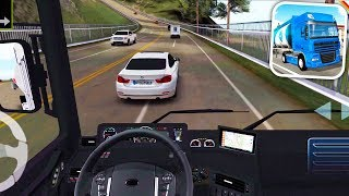 Truck Driving Simulator 2020 (by Game Pickle) Android Gameplay Walkthrough Part 1
