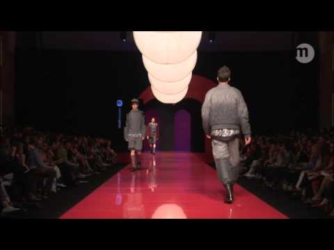 istituto marangoni milano · the 2013 fashion show