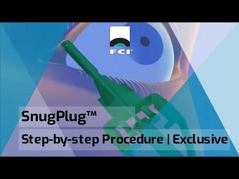 Vignette SnugPlug™ | Permanent Punctum Plug | Step-by-step Procedure