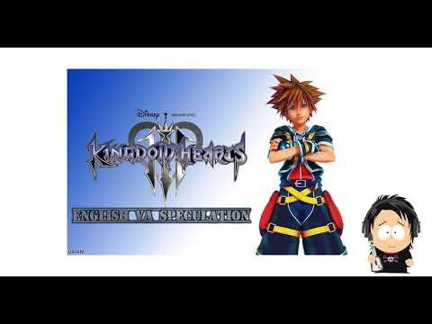 Kingdom Hearts III English Voice Actors Speculation