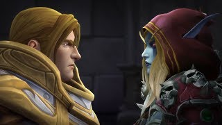 World of Warcraft Battle for Azeroth Embers of War
