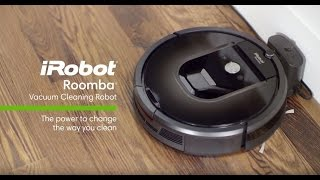 Overview - iRobot Roomba 900 Series