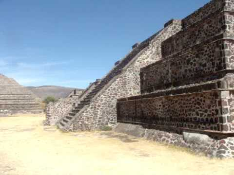 Teotihuacan - Aztec Ruins, Mexico City