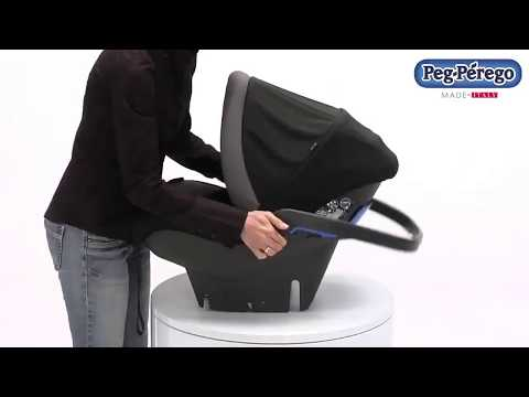 Peg Perego Primo Viaggio Tri Fix SL Product Demo