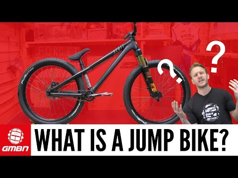 What Is A Dirt Jump Mountain Bike?