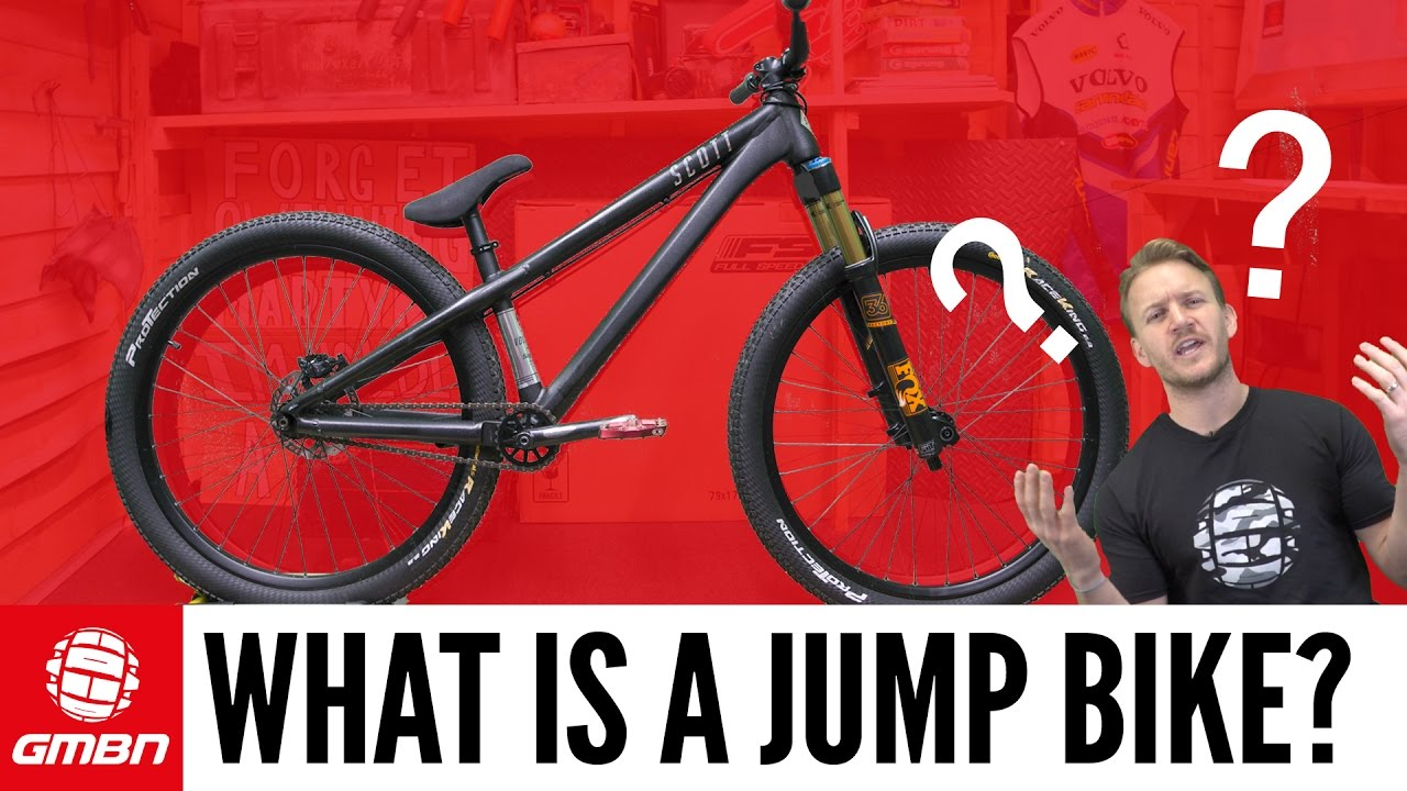 What Is A Dirt Jump Mountain Bike Youtube