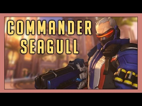 Commander Bird Ready For Duty