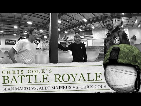 Sean Malto, Alec Majerus & Chris Cole - Battle Royale