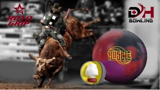 Roto Grip Hustle PBR | Video Ball Review By DH Bowling (Darren Alexander & Haley Lundy)