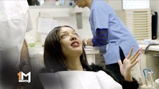 Pinky Girl Fixes her Smile – Being Bonang | 1 Magic