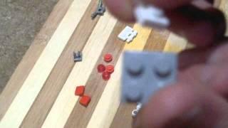 Как сделать Lego газона-косилку