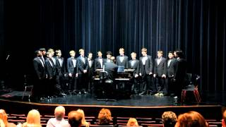 "MICDS 2014 CONCERT CHOIR MEN ""LYDIA THE TATTOOED LADY"""
