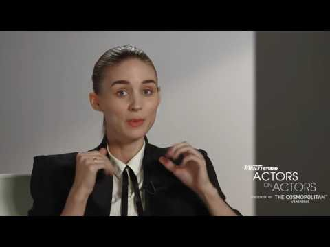 NiceFunny Rooney Mara  Moments