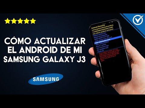 Cómo Actualizar Android 6.0 MarshMallow y Android 7.0 Nougat para Móviles Samsung Galaxy