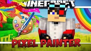 Pixel Painter: Эпичный Дельфин и Убогий Жираф)