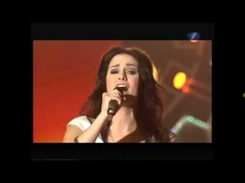 Hanna Marsh - Broken Flower - Euroviisut 2008