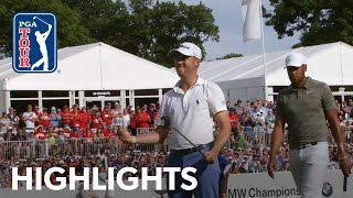 Highlights | Round 4 | BMW Championship 2019