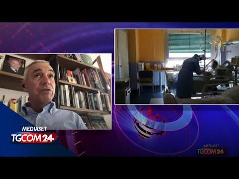 Il virologo Giorgio Palù a Tgcom24: 'il coronavirus perderà forza e convivrà con noi'