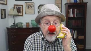 Old Man Steve calls the Secret Service