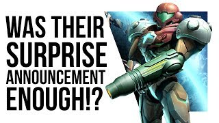 Did NINTENDO have ENOUGH GAMES at E3!?