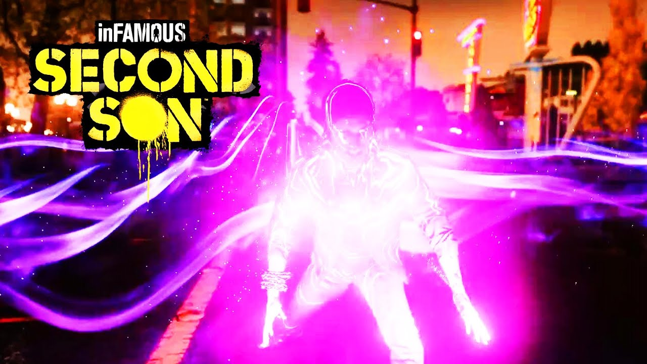 Infamous: Second Son Guide - Power List - GameSkinny