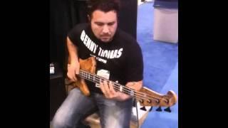 sukop 4 string retro firebird bass demo