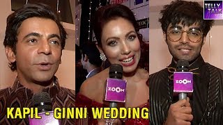 TV Celebs congratulate Kapil Sharma for his wedding with Ginni Chatrath | Exclusive