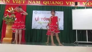 Nhảy vũ điệu Tây Ban Nha - Trẻ khuyết tật ĐăkLăk