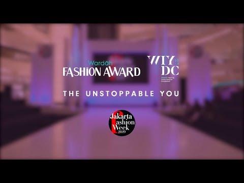 Wardah Inspiring Young Designer Competition 2018 for Jakarta Fashion Week 2019