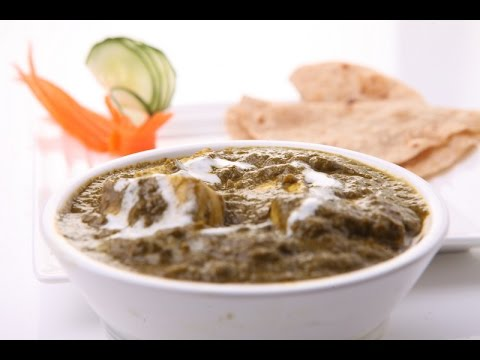 Palak Paneer - In Hindi