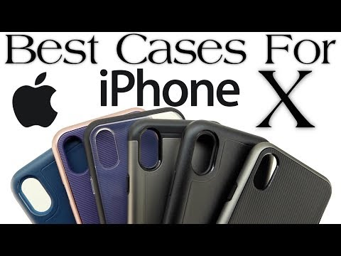 iPhone X - Best iPhone X Cases From Encased! [Review]