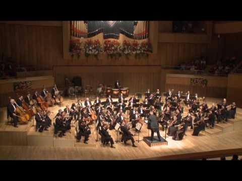 P.Tchaikovsky symphony N5. State Svetlanov Symphony. Conductor Alexey Bogorad. Harbin Philharmonic.