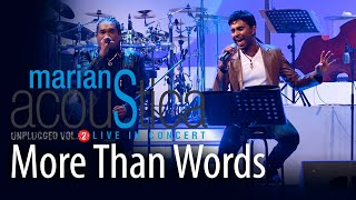 More Than Words (Cover ) - @Marians Acoustica Concert Thumbnail