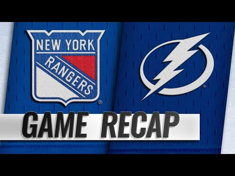 Stamkos paces the Lightning's offense in a 6-3 win