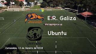 Rugby Jaguares jogo ER Galiza vs Ubuntu
