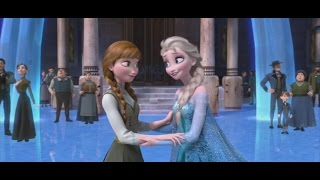FROZEN Elsa Tribute - I