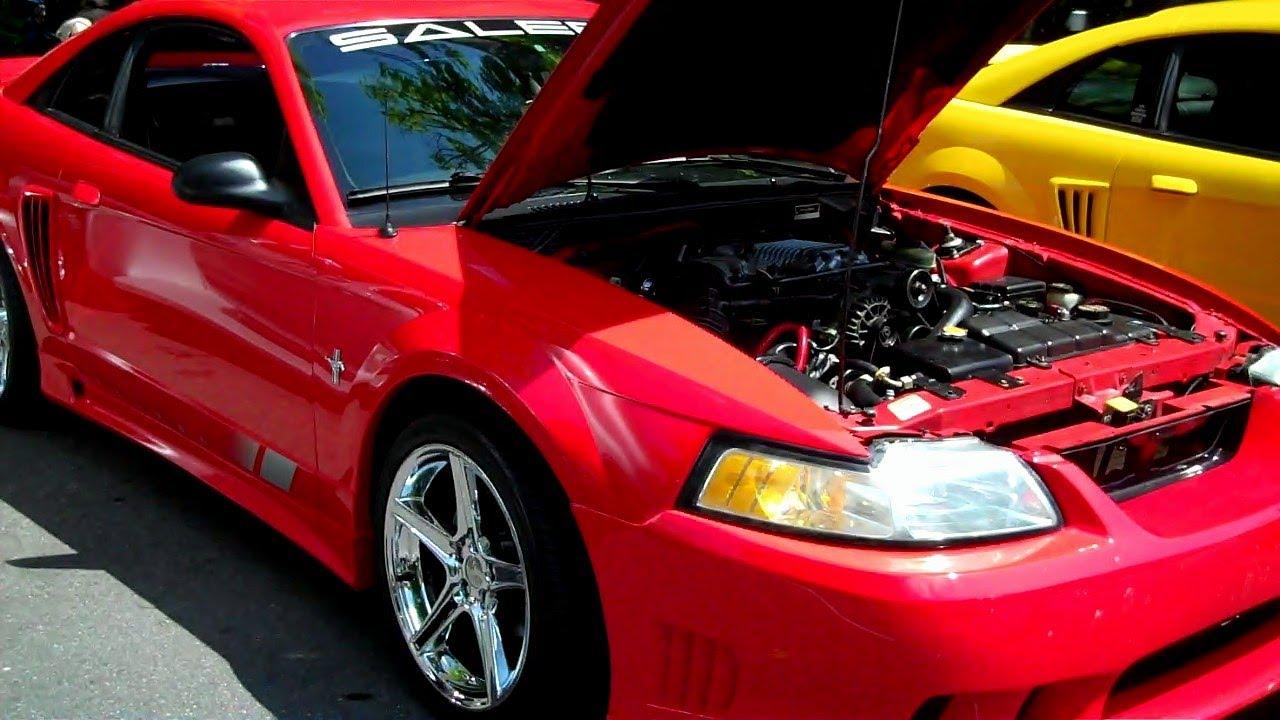 2000 Saleen Mustang Doovi