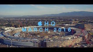 Apple Campus 2: March 2016 Progress Update