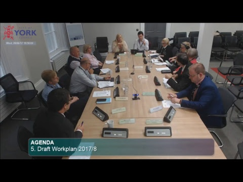 Economy & Place Scrutiny Committee, 28 June 2017