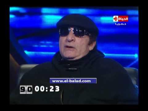 """محي إسماعيل: استغفرت الله بعد تقبيلي سعاد حسني في """"بئر الحرمان"""""""