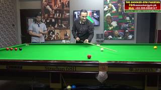 Gambar cover Snooker Coaching/Training! Check & Running Side Series-1 by Arshad Qureshi ( Snooker Coach)