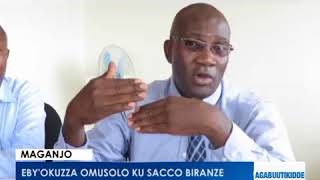 EBYOKUZA OMUSOLO KU SACCOs BIRANZE