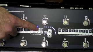 G2 Amp Channel Changing with Mesa Boogie Mark V
