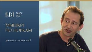 Северный город | Константин Хабенский - «Мышки по норкам»